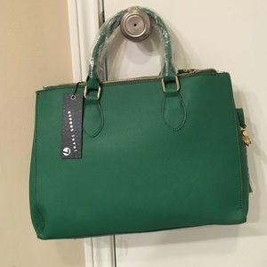 NWT Green Handbag
