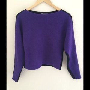 Armani Exchange Sweaters - A X Cozy Color Block Sweater
