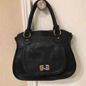 NWOT Black Handbag