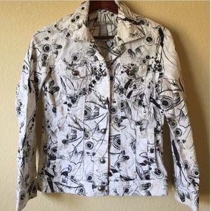 Chico's Jackets & Blazers - Chico's Denim Jacket
