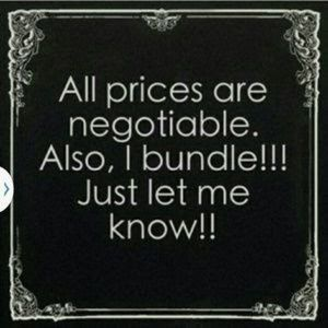 Other - Make me an offer!! 😊💃🌺😉