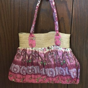 Handbags - Printed summer bag
