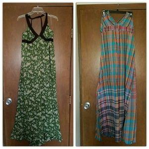 Maxi dress $7 each