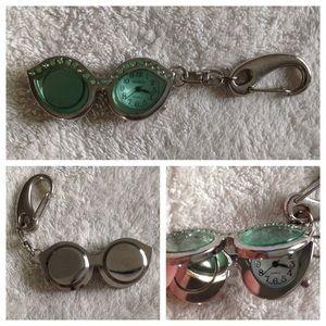 Geneva Accessories - Super Cute 💎 Sunglasses Watch Keychain New