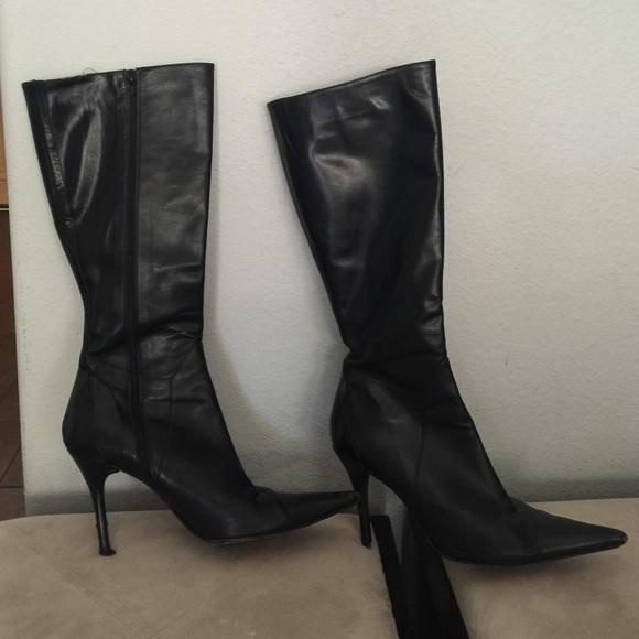 96 charles david shoes charles david black leather