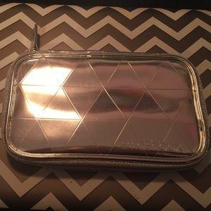 Smashbox Silver Makeup Case