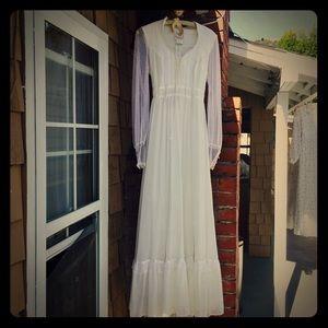 1981 Gunne Sax Dress~