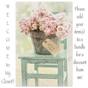 💞💞Welcome to my closet💞💞