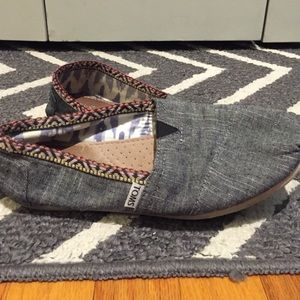 Denim Toms