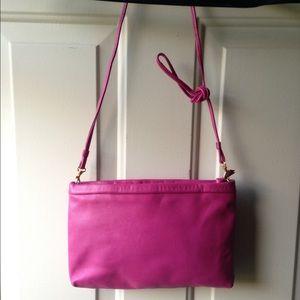 Hot Pink Jennifer Moore purse