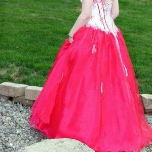 Custom Prom Dress!!