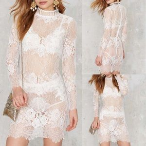 Dresses & Skirts - Laced on a True Story Dress