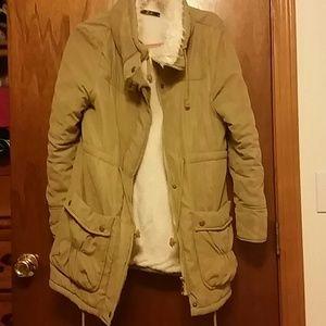 Women's warm winter coat