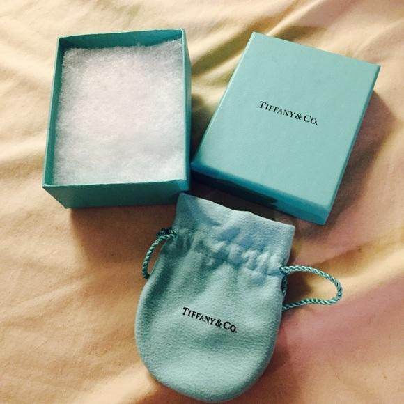 7d4ec64e65d4 Tiffany Co Jewelry Small Tiffany Gift Box Poshmark