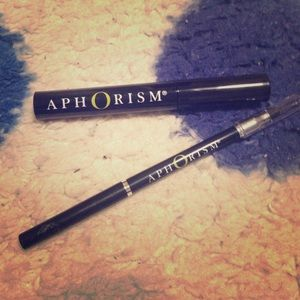 Aphorism Other - Aphorism Mascara and Eyeliner Set Never Used