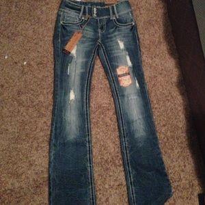 Denim - Brand new amethyst jeans size 7