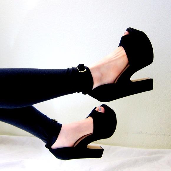 b040785ade9 Steve Madden Gretta Platform Heels