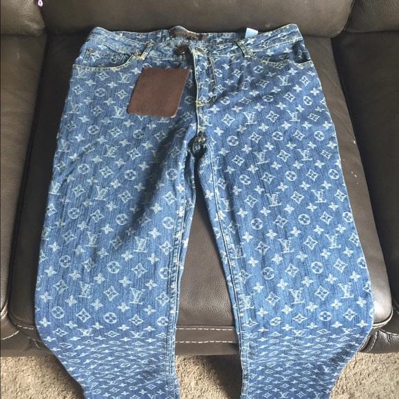 cd0688d59f8 Louis Vuitton Denim - Authentic Louis Vuitton jeans with tag