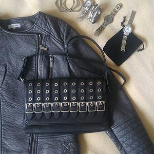 New 'ELLINGTON' Belt Buckle Leather Purse!!