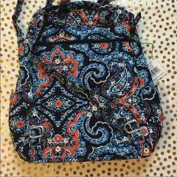 Vera Bradley Bags - NWT Marrakesh Ultimate Backpack