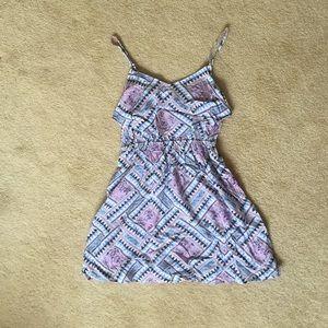 Cotton On Aztec design dress