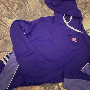 Adidas Climalite pullover