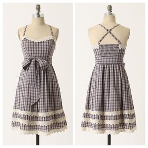 Anthropologie Plains & Praries Dress