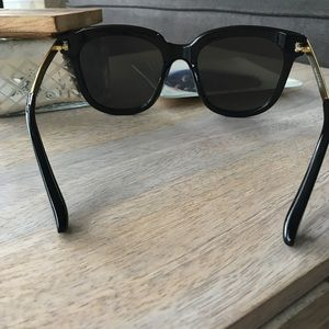 Accessories - Black Marbled Sunglasses