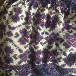 Brandy Melville Dresses - Brandy Melville jada boho print dress