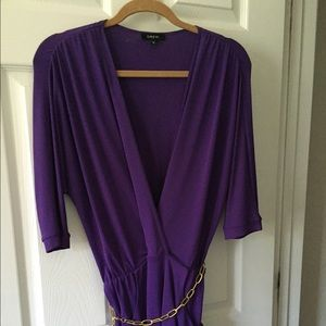 Drew Dresses & Skirts - NWOT Fun Party Purple mini dress