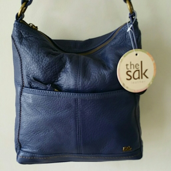 The Sak Bags Iris Leather Crossbody Bag Poshmark