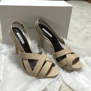 Kathryn Amberleigh Shoes - NIB KathrynAmberleigh Sandals