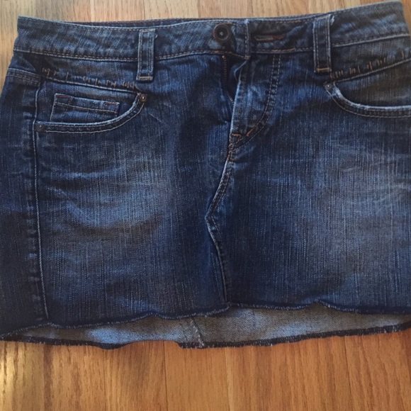 Silver Jeans - Bundle only - Denim mini skirt from Pam's closet on ...