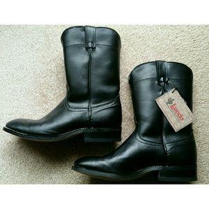 Laredo Other - Laredo Crazyhorse Roper Boots