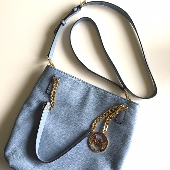 Michael Kors Jet Set Chain Leather Bag. M 571aacfcb4188e2d8502318f 6adc37e3a11d2
