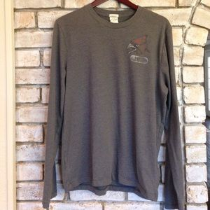 Men's Abercrombie Long Sleeve