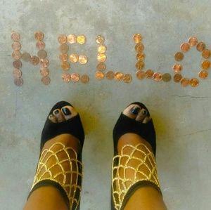 Shoes - Stilettos w Chain