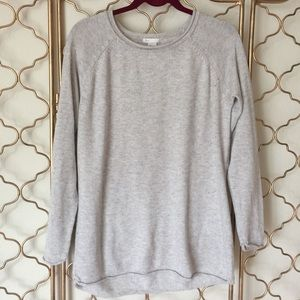 H&M Heather Brown Sweater