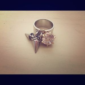 Other Jewelry - Nail Ring..