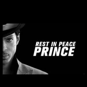 Rest in peace PRINCE  I will always love you