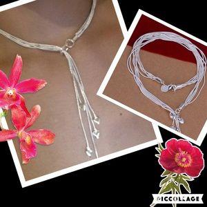 Gypsi's Jewelry - Choker silver necklace