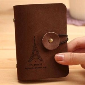 Accessories - Vintage style cardholder