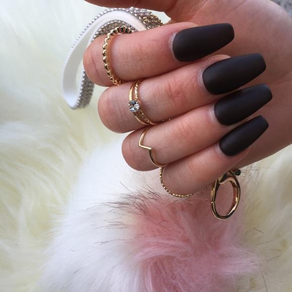 Tanya Kara Accessories - Pink and White Fur Ball