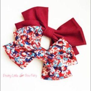 Accessories - Handmade Bows - Pretty Little Bows