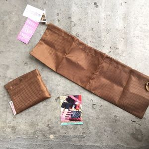 Wrapurse Handbags - Chestnut Wrapurse Medium