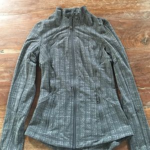 Lululemon zip top