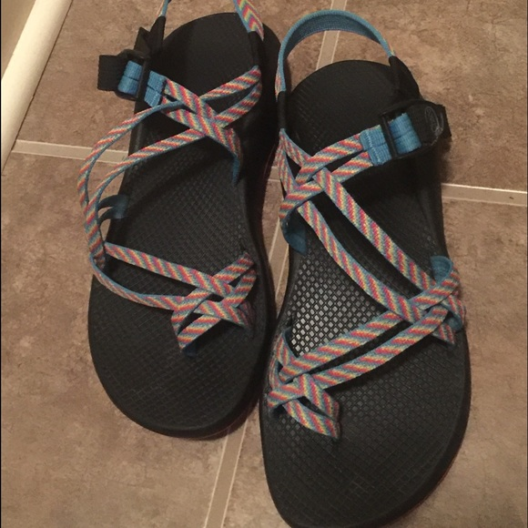 Chaco Shoes - Chacos Z2 Women s size 11 Fiesta d0f073cab