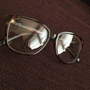 6d35d93680f0 Zara Accessories | Clear Lens Large Glasses | Poshmark