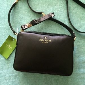 kate spade Handbags - Kate Spade Highliner Clover Cross Body Bag