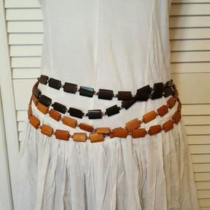 Accessories - Double Layer Boho Belts